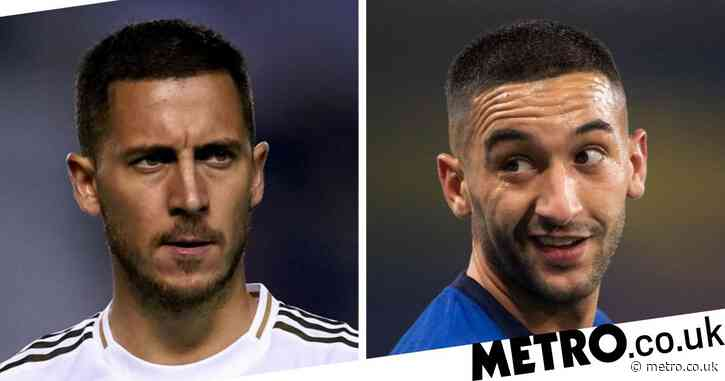Hakim Ziyech responds to Eden Hazard comparisons and rates Chelsea's Premier League title chances