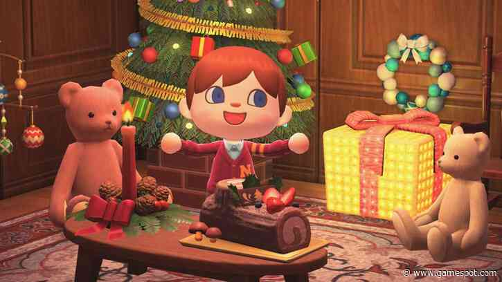 Animal Crossing: New Horizons Adds Two New Seasonal Items