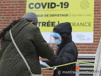 Coronavirus live updates: Quebecers' mental health is deteriorating, researcher says