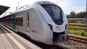 Einschränkungen im Bahnverkehr zwischen Chemnitz und Elsterwerda - MDR