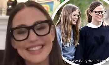 Jennifer Garner is in 'disbelief' as her eldest daughter Violet turns 15