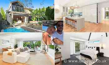 Buddy and Jesinta Franklin sell Double Bay home for $4 million and buy luxury $5 million apartment