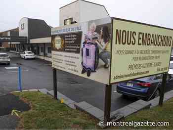 More than half of residents and staff infected at Pierrefonds CHSLD