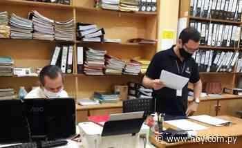 Allanan municipio de San Pedro del Paraná ante sospechas de lesión de confianza - Hoy