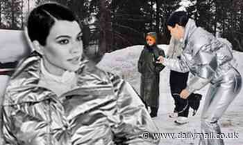 Kourtney Kardashian shares throwbacks of 40th birthday trip to 'winter wonderland' Finland