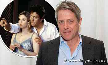 Hugh Grant says Renée Zellweger 'is one of the few actresses he hasn't fallen out with'