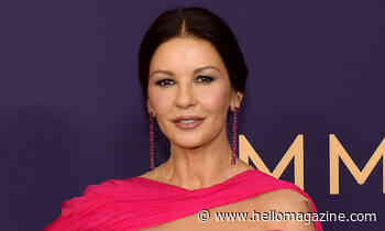 Catherine Zeta-Jones gets fans talking with ageless throwback photo