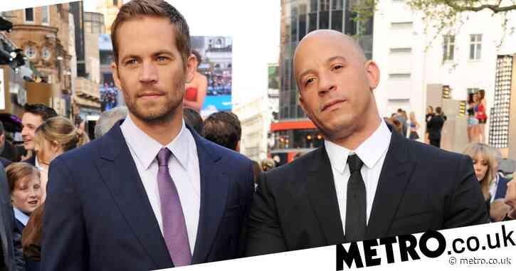 Vin Diesel pens heartfelt tribute on anniversary of Paul Walker's death