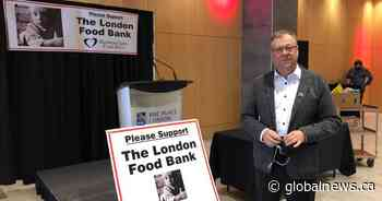 21st Business Cares Food Drive asks Londoners to 'give, but only if they can'