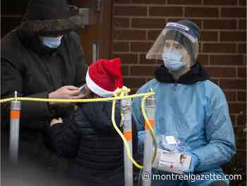 Coronavirus updates, Dec. 1: If situation doesn't improve, Quebec will ban Christmas get-together – Legault
