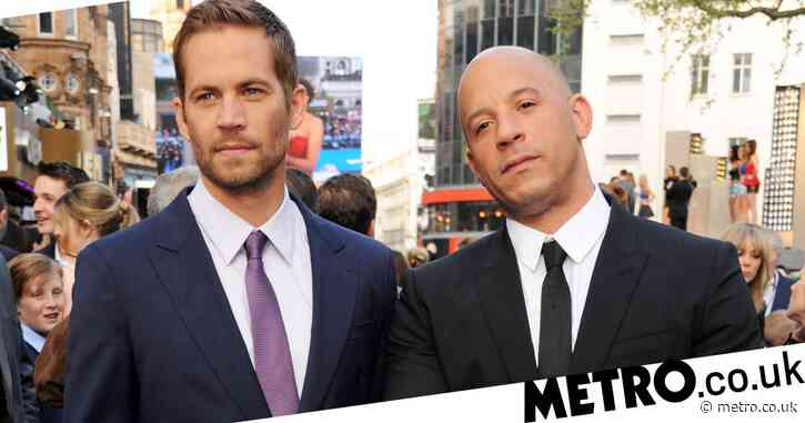 Vin Diesel pens heartfelt tribute on anniversary of Paul Walker's death