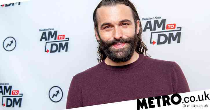 Queer Eye's Jonathan Van Ness slams misleading claim he's 'nervous' about coronavirus due to HIV diagnosis