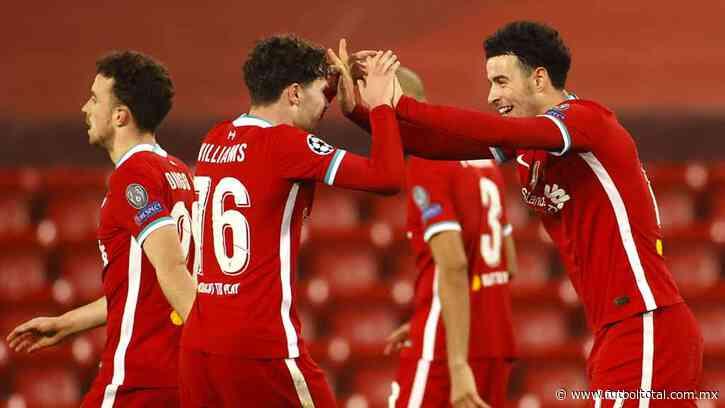 Liverpool y Porto se suman a clasificados a octavos de Champions League
