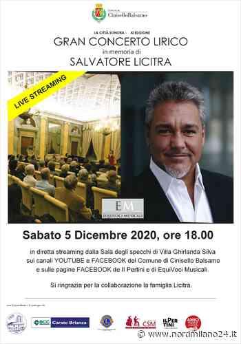 Cinisello Balsamo, niente concorso ma un gran concerto per celebrare Salvatore Licitra - Nord Milano 24