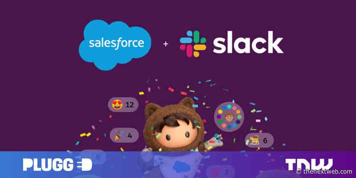 Salesforce is buying Slack for $28 billion