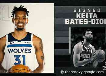 SPURS SIGN KEITA BATES-DIOP TO TWO-WAY CONTRACT