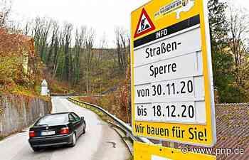 Sperrung des Acher Berges sorgt für Ärger - Hochburg-Ach/Burghausen - Passauer Neue Presse