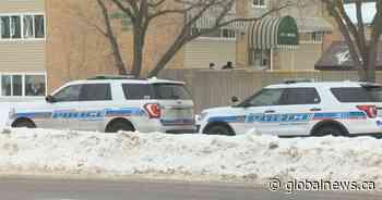 Investigation underway after Regina police find dead woman lying in snow