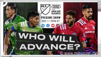 Watch the Pregame Show presented by Audi before tonight's Western Conference semifinal match