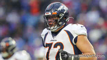 Broncos' Garett Bolles to earn $38 million in first two seasons of four-year extension, per report