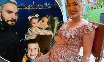 Hilary Duff is beaming in throwback bump snap as she reminisces on special 'quarantine birthday'