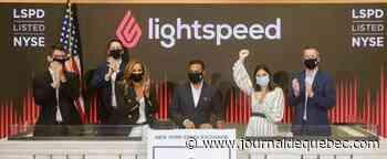 Lightspeed fait des emplettes aux États-Unis