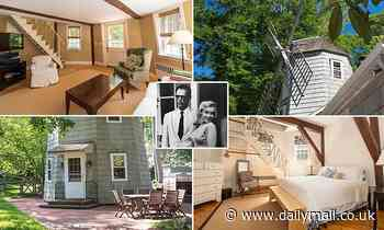 Historic Hamptons windmill rented out by Marilyn Monroe hits the market