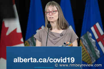 Central zone up to 1,249 active COVID-19 cases - Rimbey Review