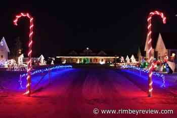 Stettler Town and Country Museum hosts 'Light the Night' - Rimbey Review