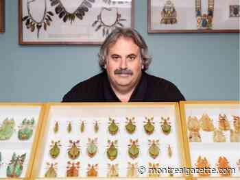 Montreal entomologist's passion for leaf insects leads to important discovery