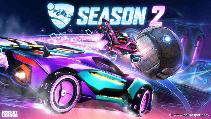 Rocket League Season 2 Brings Player Anthems, Neons, And New Rocket Pass This Month
