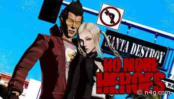 No More Heroes 1 and 2 Review - True To Travis | MonsterVine