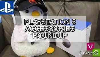 Maximize your play - PlayStation 5 Accessories Roundup