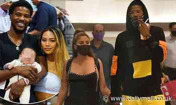 Larsa Pippen's mystery man revealed to be married NBA star Malik Beasley, 24