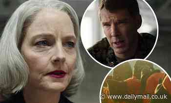 Jodie Foster and Benedict Cumberbatch face off over Guantanamo Bay detainee in The Mauritanian