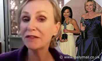 Jane Lynch is still in shock over the death of 'loyal' friend and Glee co-star Naya Rivera