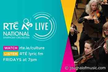 RTÉ National Symphony Orchestra Live – David Brophy conducts Rimsky-Korsakov and Tchaikovsky - The Journal of Music