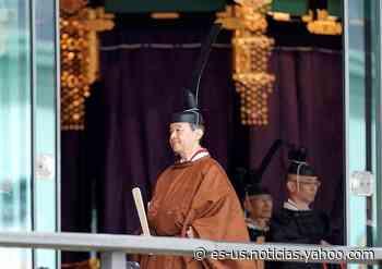 Cancelan el tradicional saludo de Año Nuevo del emperador nipón por la COVID - Yahoo Noticias
