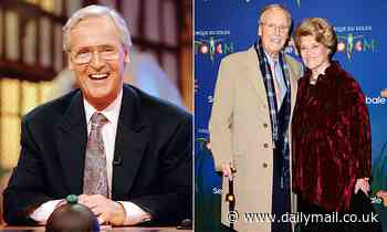 SEBASTIAN SHAKESPEARE: Family fury as probate for Nicholas Parsons takes  longer than Just A Minute