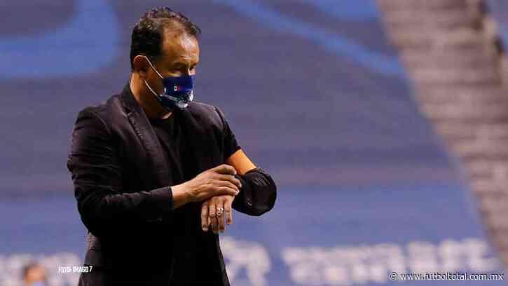 Juan Reynoso dejará la dirección técnica de Puebla