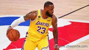 NBA Christmas schedule: Lakers vs. Mavericks, Celtics vs. Nets headline tentative slate, per report