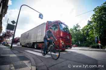 Mercedes-Benz Trucks reporta récord en la demanda de Sideguard Assist en Europa - Revista Transportes y Turismo