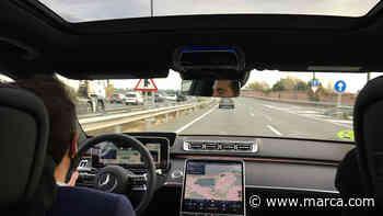 Mercedes Clase S 400 d: habitación de lujo con vistas increíbles - MARCA.com