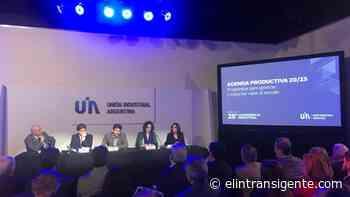 Eduardo de Pedro y Mercedes Marcó del Pont disertarán hoy en la 26 Conferencia Industrial de la UIA - El Intransigente