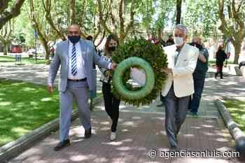 | El gobernador participó del festejo de los 164 años de Villa Mercedes - Agencia de Noticias San Luis