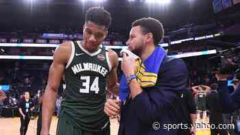 NBA rumors: Warriors to face Giannis Antetokounmpo, Bucks on Christmas Day