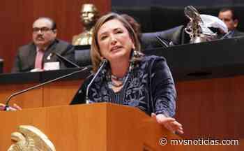 No eliminamos el fuero presidencial, ampliamos los delitos: Xóchilt Galvez | Manuel López San Martín - MVS Noticias