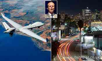 San Diego secretly planned to test out a SIX TON military-grade drone to catch speeding drivers