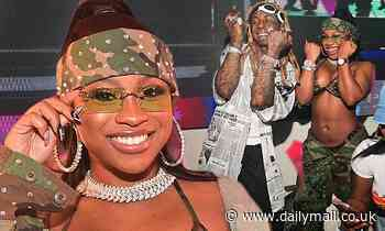 Lil Wayne's daughter Reginae Carter rings in 22nd birthday with star-studded bash