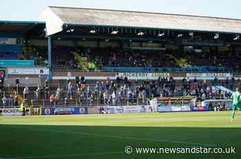 Tickets for Carlisle United v Salford have sold out | News and Star - News & Star